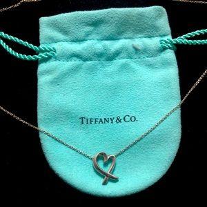 Tiffany & Co. Paloma Picasso Necklace Loving …